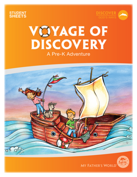 Voyage of Discovery Student Sheets
