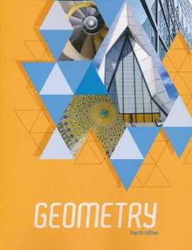 BJU Press Geometry Student Text (4ed)