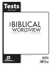 BJU Press Biblical Worldview Test KJV 1ED