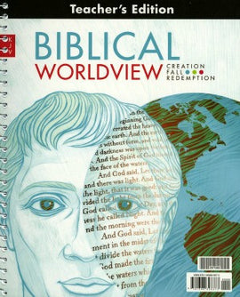 BJU Press Biblical Worldview Teachers Edition KJV 1ED