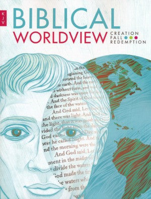 BJU Press Biblical Worldview Student Text KJV 1ED