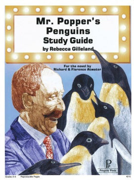 Mr. Poppers Penguins Study Guide Progeny Press