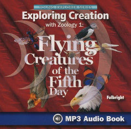 Exploring Creation with Zoology 1 MP3 Audio CD