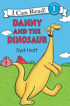 Danny and the Dinosaur: (I Can Read Book Series: Level 1)
