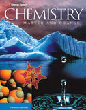 Chemistry: Matter & Change, Student Edition (USED)