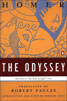 The Odyssey (Penguin Classic Edition) (D)