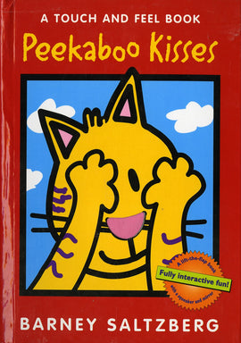 Peekaboo Kisses (Touch and Feel Book)