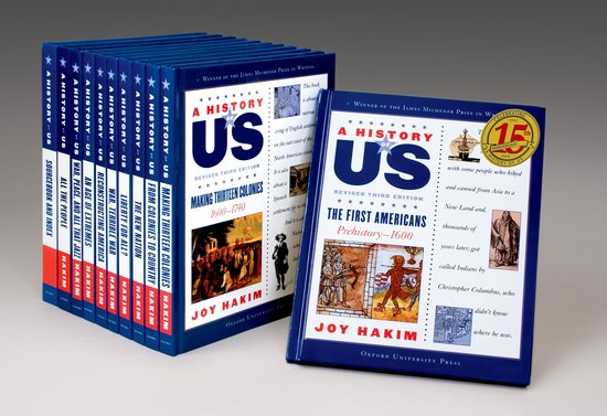 History of US Books Set #1 - 10