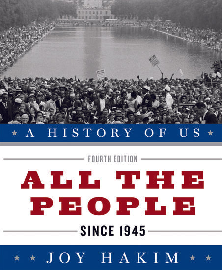 History of US: All the People Since 1945, Volume 10