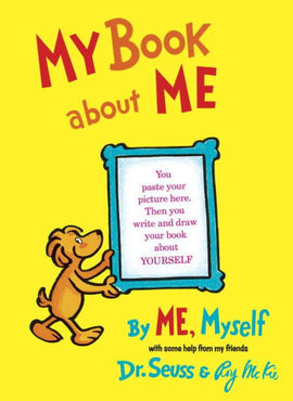 My Book about ME: By ME, Myself