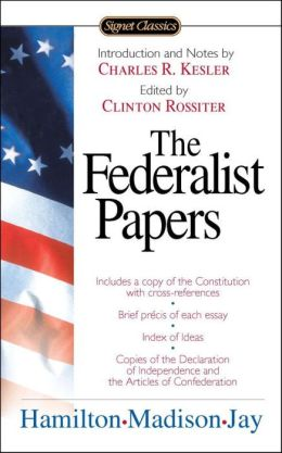 The Federalist Papers (E)