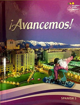 ¡Avancemos!: Student Edition Level 3 (2018, Spanish Edition)
