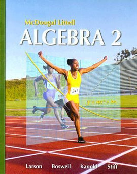 McDougal Littell Algebra 2 Textbook (USED)
