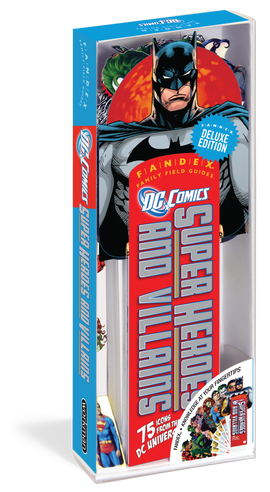 Fandex Family Field Guides - DC Comics Super Heroes and Villains Deluxe Edition