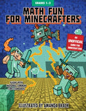 Math Fun for Minecrafters: Grades 1-2