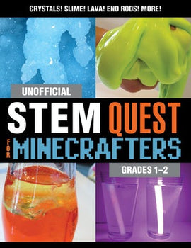 Unofficial STEM Quest for Minecrafters: Grades 1–2