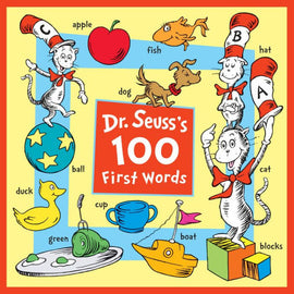 Dr. Seuss's 100 First Words