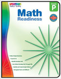 Math Readiness, Grade Pre-K (Spectrum Early Years)