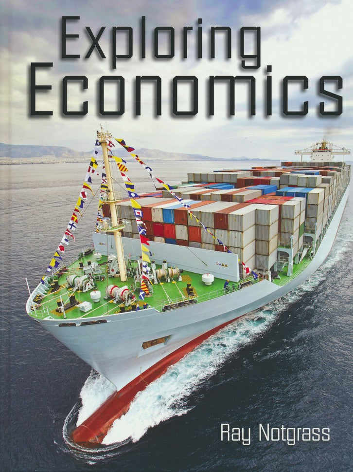Exploring Economics Textbook (Updated 2016 Edition)
