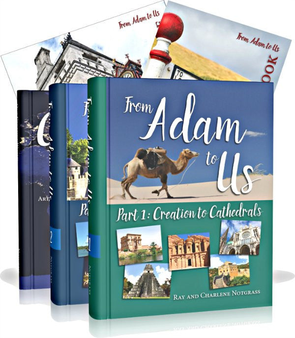 From Adam to Us Curriculum Package