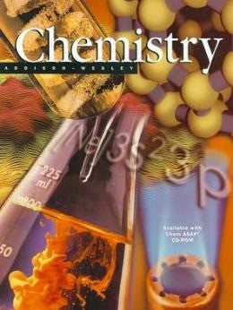 Chemistry Student Text, 5th Edition (Addison-Wesley) - USED