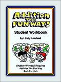 Addition The Fun Way! - Student Workbook