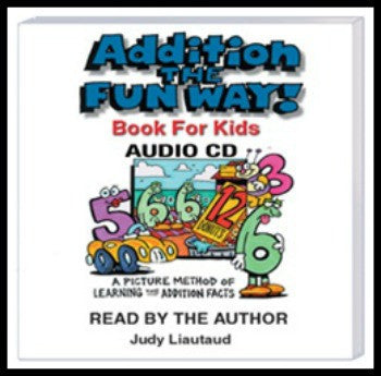 Addition the Fun Way Audio Book on CD