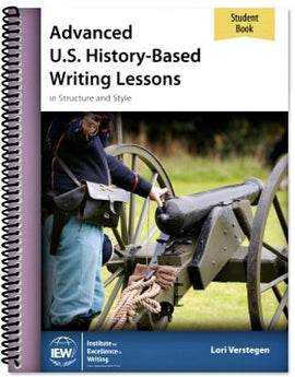 Advanced U.S. History-Based Writing Lessons: Explorers - Modern Times Student Book