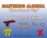 Mastering Algebra - Algebra 1, 3rd Edition Online Tutorial Subscription
