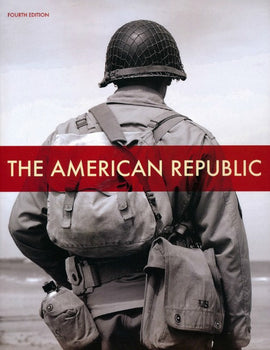 BJU Press American Republic Student Text (4th Edition)