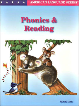 Phonics & Reading Grade K Book 1 (American Language Series)