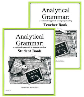 Analytical Grammar Set (Student Book + Teacher Book)