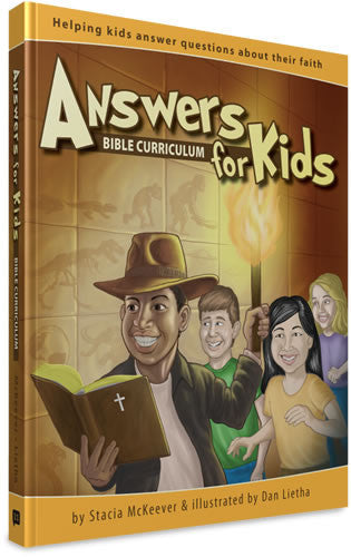 Answers for Kids -Curriculum Set