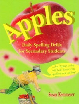Apples Daily Spelling Drills for Secondary Students