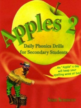 Apples 2: Daily Phonics Drills, For Secondary Students