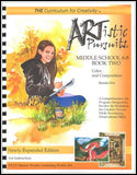 ARTistic Pursuits, Middle School Book Two: Color and Composition, 3rd edition