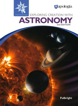 Exploring Creation with Astronomy Notebooking Journal, 2nd Edition