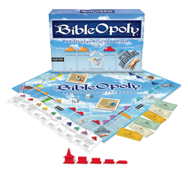 Bible-Opoly by Late for the Sky