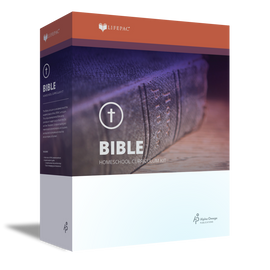Alpha Omega LIFEPAC 12th Grade - Bible