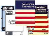 BJU Press American Literature Kit, 3rd Edition
