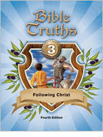 BJU Press Bible Truths 3 Music CD, 4th Edition