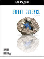 BJU Press Earth Science Lab Manual Teacher's Edition, 4th Ed