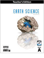 BJU Press Earth Science Teacher's Edition Book & CD, 4th Ed