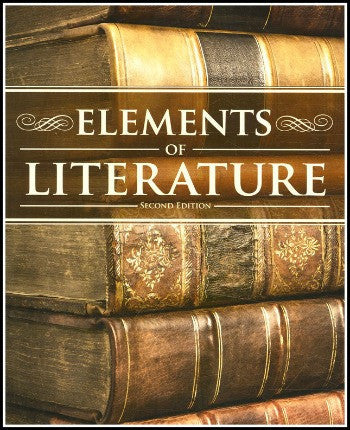 BJU Press Elements of Literature Student Text, 2nd Edition