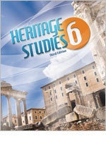BJU Press Heritage Studies 6 Student Text, 3rd Edition
