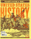 BJU Press United States History Grade 11 TE Bk & CD, 4th Ed.