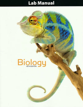 BJU Press Biology Laboratory Manual, 5th Edition