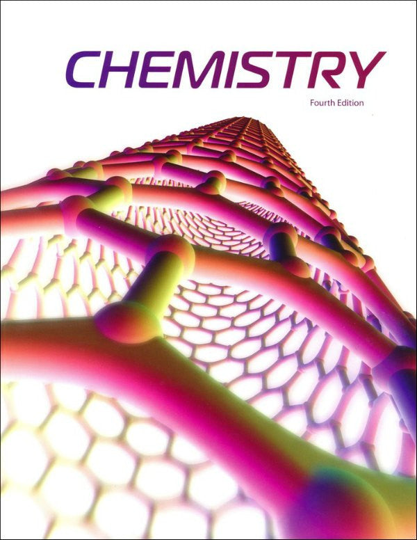 BJU Press Chemistry Student Text, 4th Edition