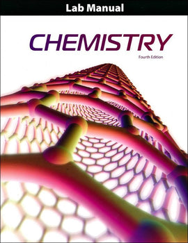 BJU Press Chemistry Student Lab Manual, 4th Edition