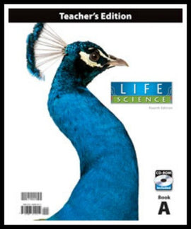 BJU Press Life Science Teacher's Edition with CD, 4th Edition